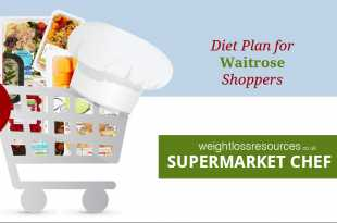 Supermarket Chefs Waitrose Diet Plan