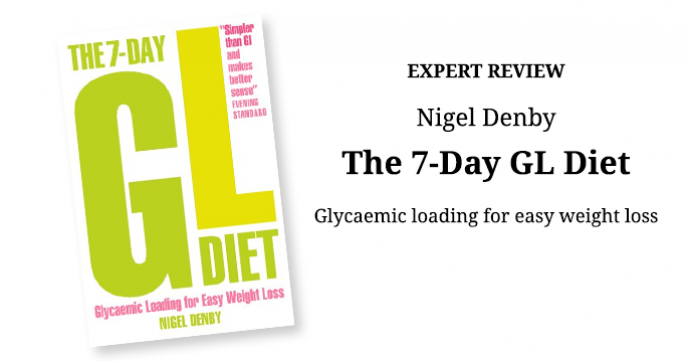 The 7-day GL Diet by Nigel Denby