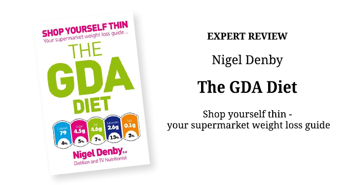 The GDA Diet By Nigel Denby