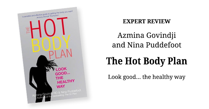 The Hot Body Plan by Azmina Govindji and Nina Puddefoot
