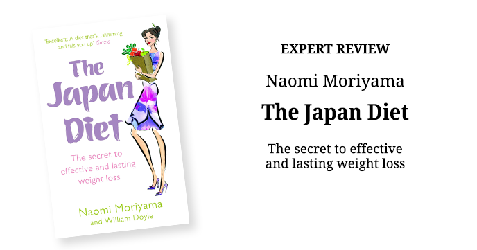 The Japan Diet by Naomi Moriyama