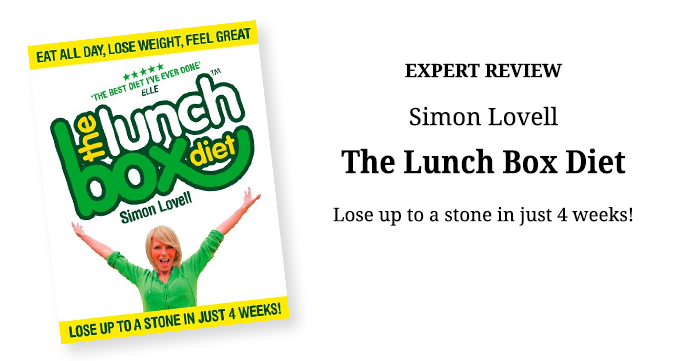 The Lunch Box Diet by Simon Lovell