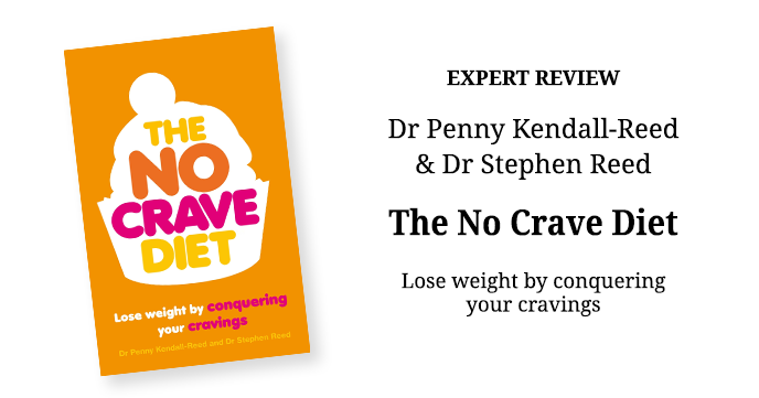 The No Crave Diet by Dr Penny Kendall-Reed and Dr Stephen Reed