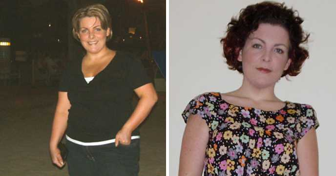 Tina Loses 5 Stone with WLR