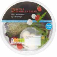 Sainsbury's Tomato & Mozzarella Salad Bowl, Taste the Difference