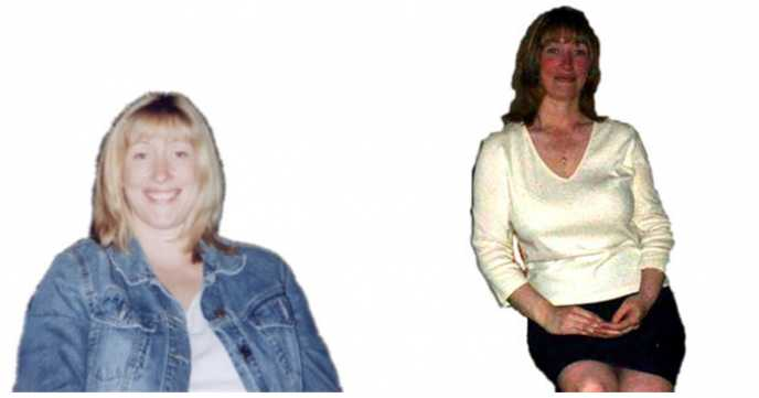 Tracy's Slimming Success Story