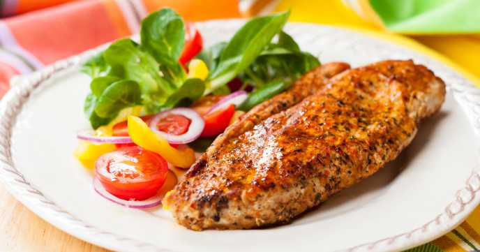 Marinated Turkey Steaks Recipe Weight Loss Resources