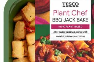 Vegan BBQ Jackbake Ready Meal