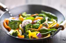 Vegetable Stir Fry with Ricen - Weight Loss Resources