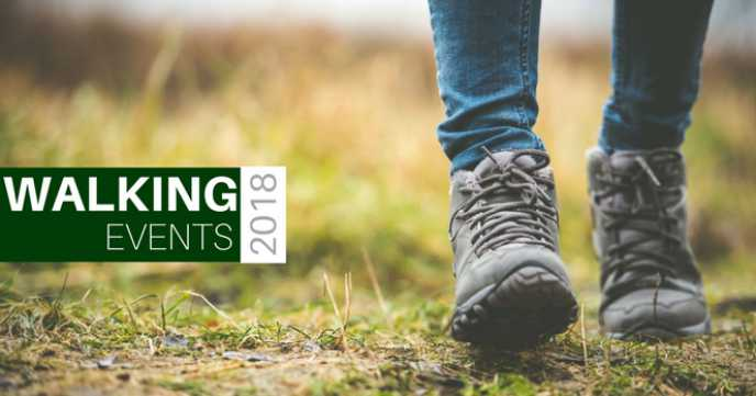 Walking Events 2018