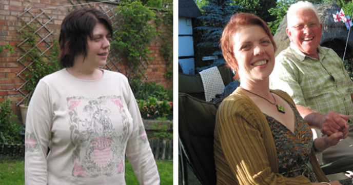Julie's Dieting Success Story