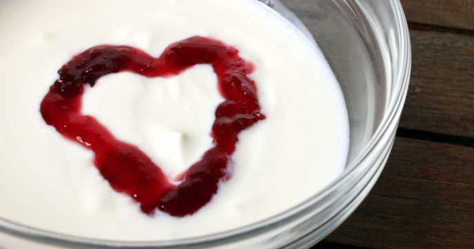 Eating Yoghurt Could Be Good For Your Heart