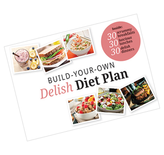 Build-Your-Own Delish Diet Plan Thumbnail