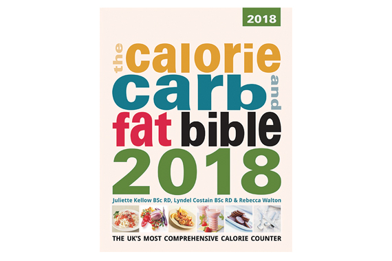 calorie carb fat bible
