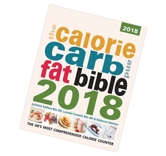 Calorie, Carb and Fat Bible Thumbnail (2018)