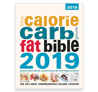 Calorie Carb and Fat Bible 2019 Thumbnail