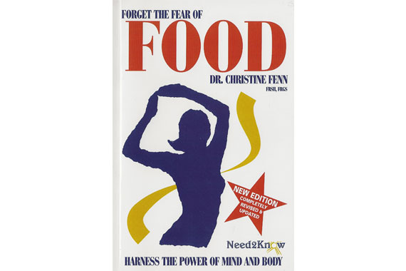 Forget the fear of food book cover