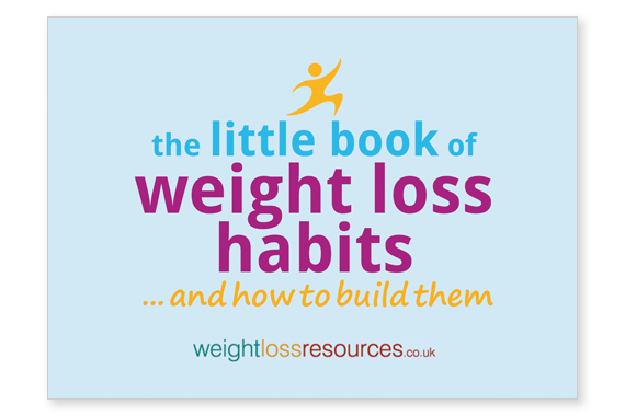 wlr Little book of weight loss habits cover