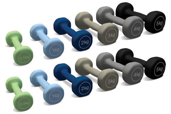 reebok weights