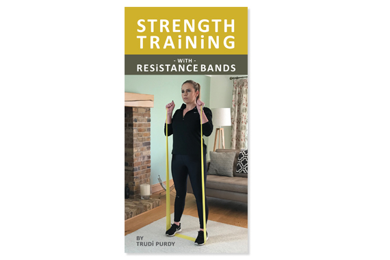 Strength Training with Resistance Bands Book