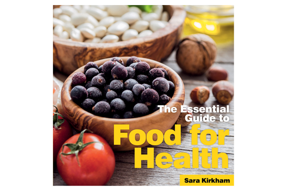 The essential guide to food for health book cover