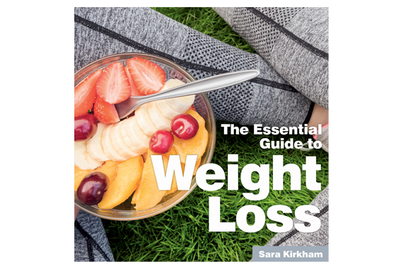 The essential guide to weight loss book cover