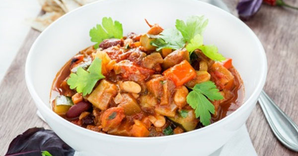 Nutty Bean Chilli